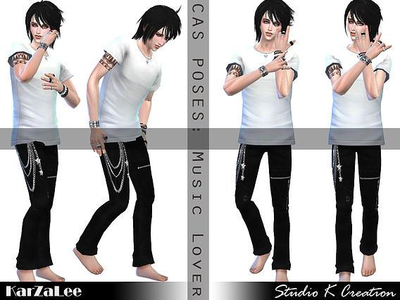 Studio K Creation: Pose FUXK