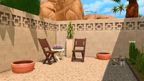 Jenba Sims: Mid mod ranch