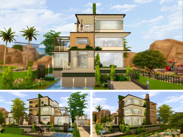 The Sims Resource: Eco Line 3.0 by Lhonna