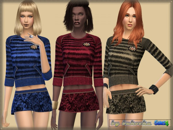 The Sims Resource: Set Quilted by Bukovka