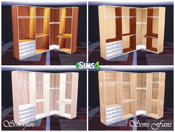 sims 4 kitchen cabinets download sims fans angled and stand alone cabinets by sim4fun 26147