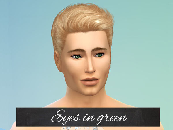 The Sims Resource: Victorias Fortune Soft Focus Eye Collection by fortunecookie1