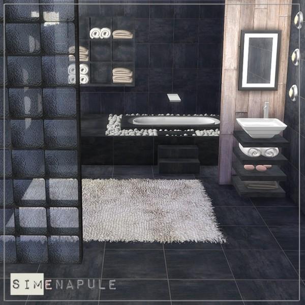 Simenapule: Alhena Bathroom