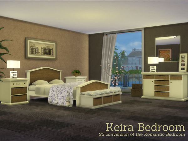 The Sims Resource: Keira Bedroom by Angela