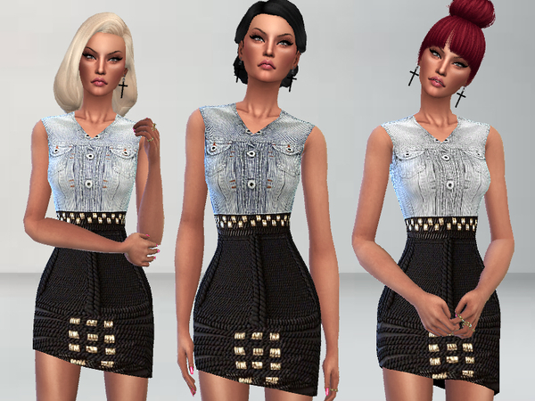 The Sims Resource: Modern Dress by Puresim