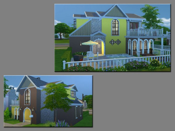 The Sims Resource: MB ColorTrio by matomibotaki