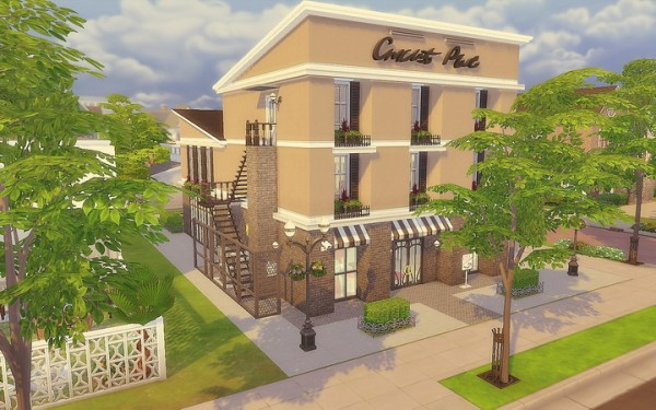 Via Sims Newcrest Store Sims 4 Downloads