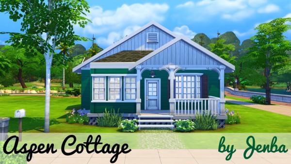 Jenba Sims: Aspen Cottage