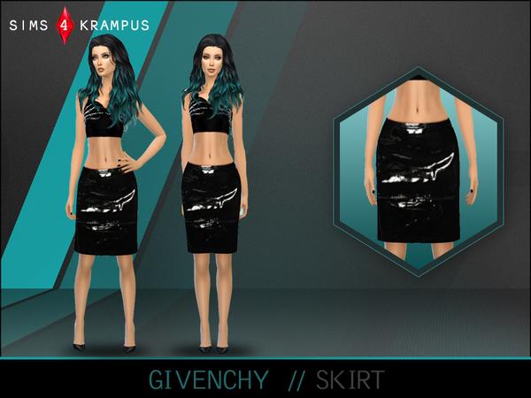The Sims Resource: Designer Skirt by SIms4Krampus