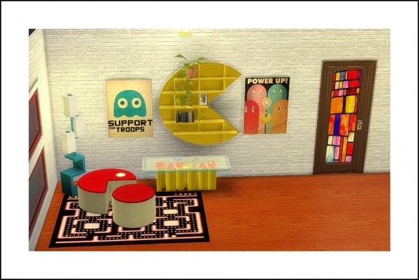 ... Sims 4 Designs: Followers Gift: The Nerd Mega Collection ...