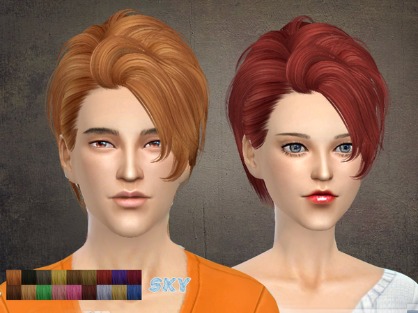 how to hair styles hairstyles archives page 235 of 368 sims 4 downloads 2510