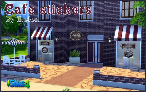 Ihelen Sims: Сafe Stickers