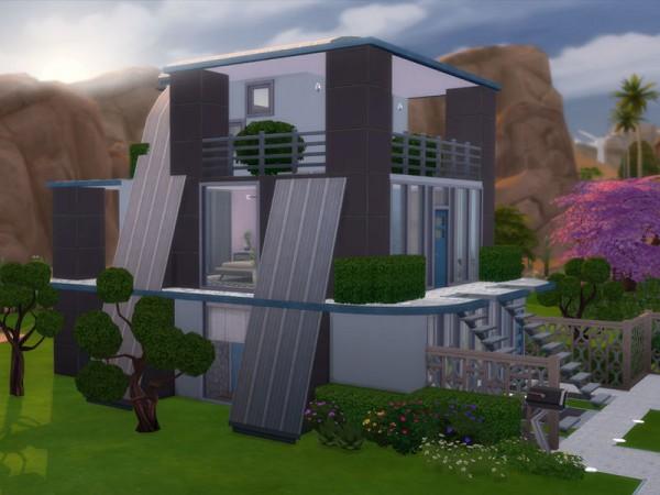 The Sims Resource: Elmore Loft by Ineliz