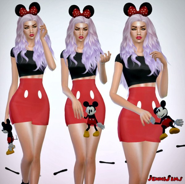 Mickey Mouse Halloween Game