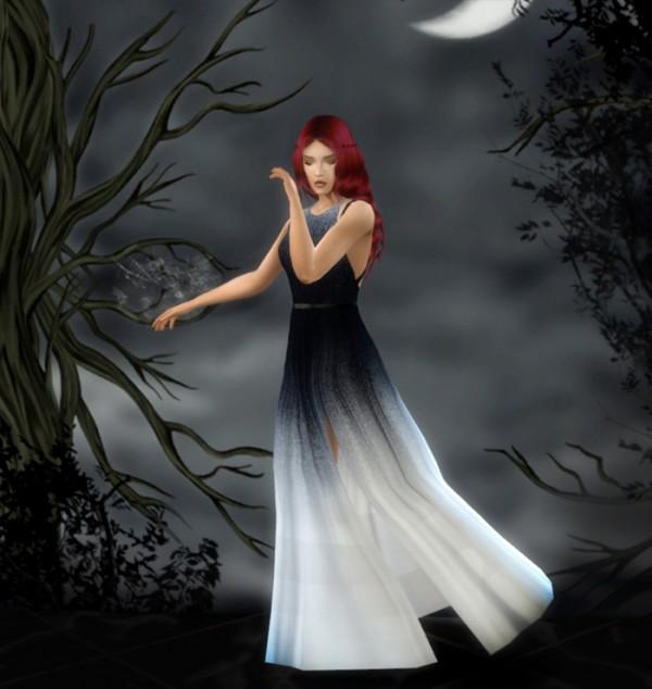 Sims by Severinka: Karen Angelson