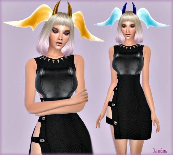 Jenni Sims: Accessory Horns Ear Fantasy