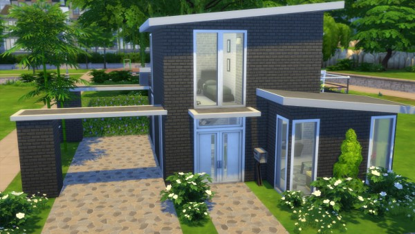 Totally Sims: Modern Domicile