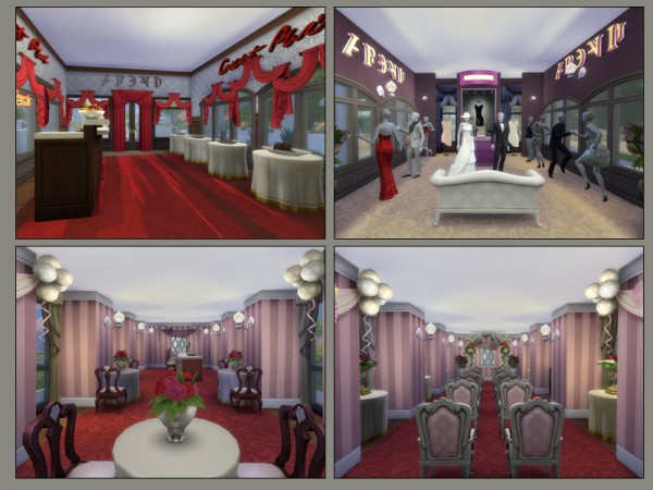 The Sims Resource: Shopping   Entertainment by Danuta720