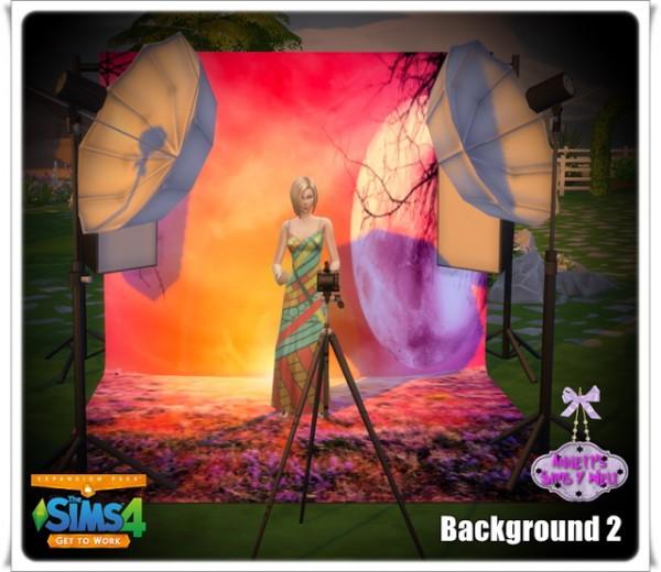 Annett S Sims 4 Welt Photo Studio Backgrounds Sims 4
