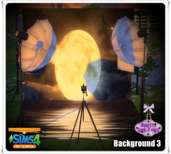 Annett`s Sims 4 Welt: Photo Studio Backgrounds