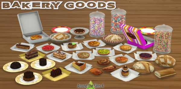 how to prepare food sims 4
