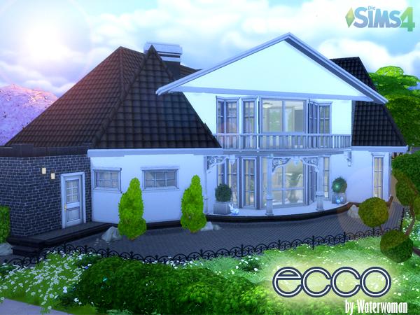 Akisima Sims Blog: ECCO