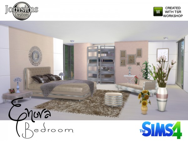 The Sims Resource: Enora Bedroom by Jomsims