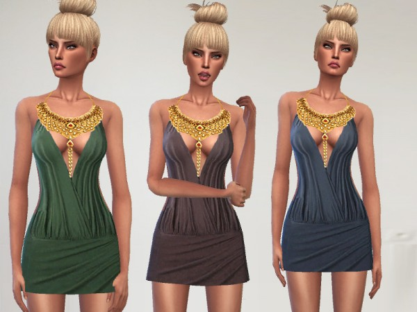 The Sims Resource: Mini Dresses Set bu Puresim