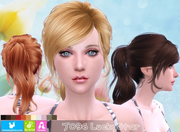 NewSea: J096 Luckystar