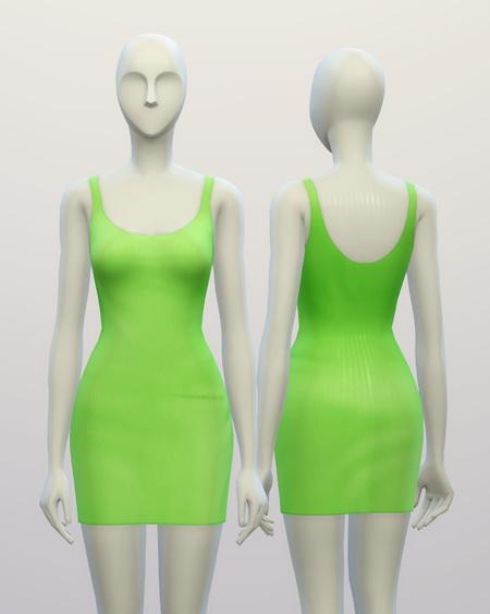 Rusty Nail: Basic dress MII