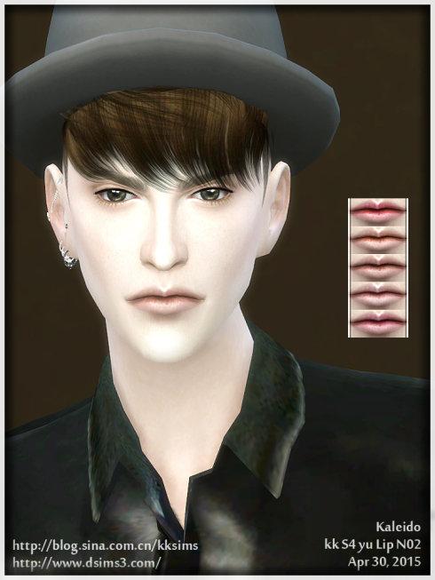 kk sims: Lips 02