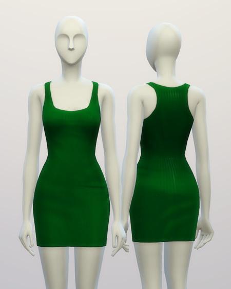 Rusty Nail: Basic dress MIII