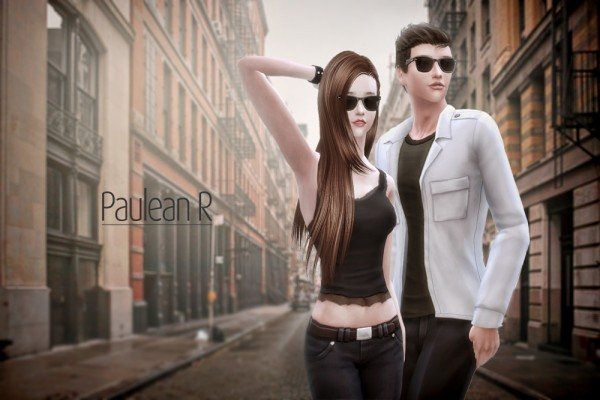 Paluean R Sims: RB sunglasses