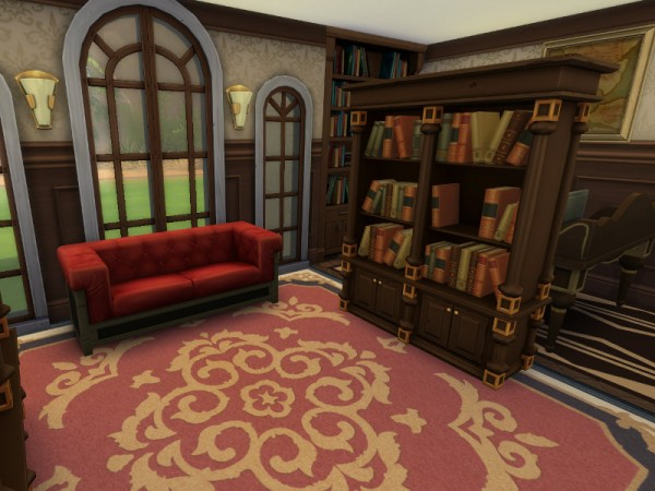 Leander Belgraves: The Grand Hotel