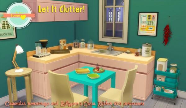 Loree: Kitchen Decor Conversions