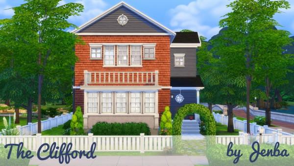 Jenba Sims: The Clifford house