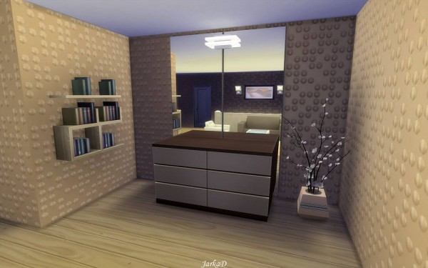 JarkaD Sims 4: Family House No.6