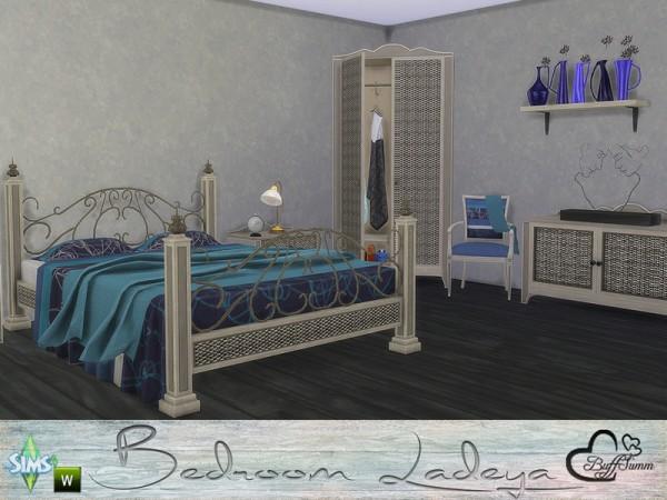 The Sims Resource: Ladeya Bedroom by BuffSumm