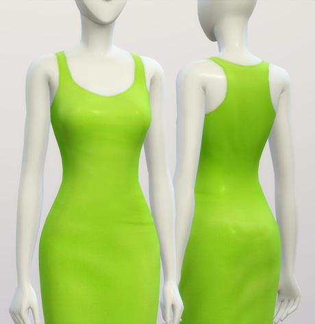 Rusty Nail: Basic pencil dress 2
