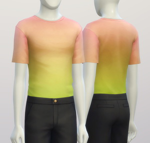 Rusty Nail: Basic shirt 2