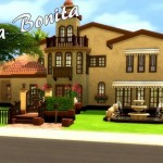 The sims 1 modern house download