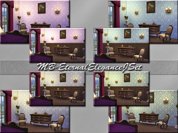 The Sims Resource: MB Eternal Elegance J Set by matomibotaki