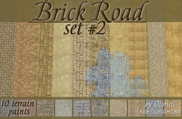 Lori Sims: Brick Road set 2