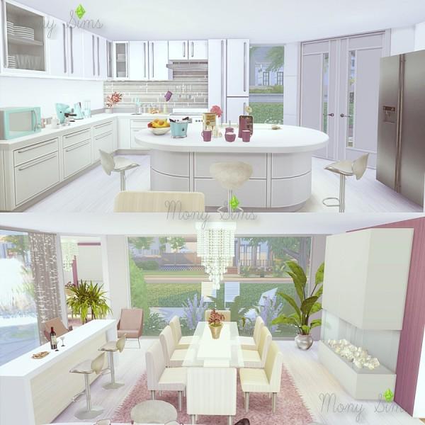 Mony Sims: Sweet Tones House