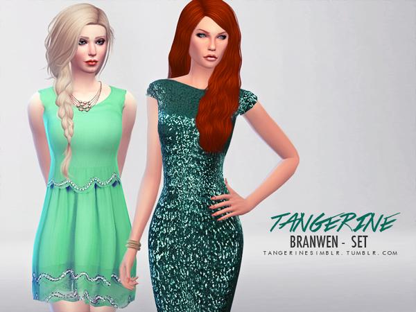 The Sims Resource: Branwen   Set by tangerinesimblr