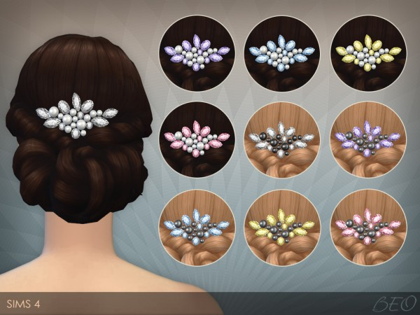BEO Creations: Pearls and Crystals