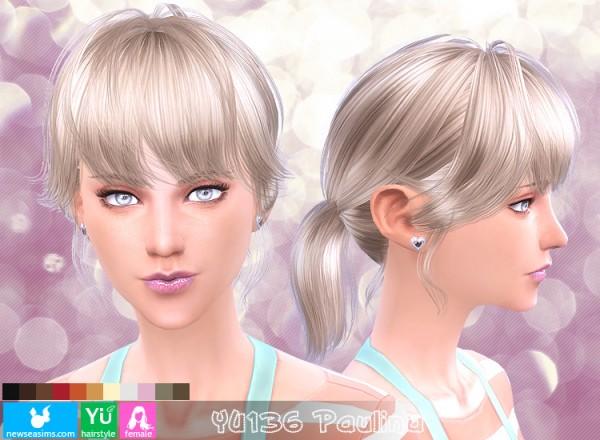 NewSea: YU 136 Paulina