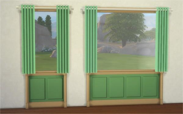 Veranka: Issie Curtains