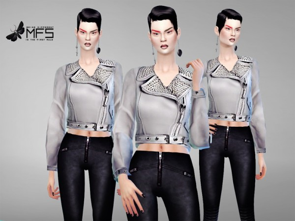 MissFortune Sims: Lola Jacket