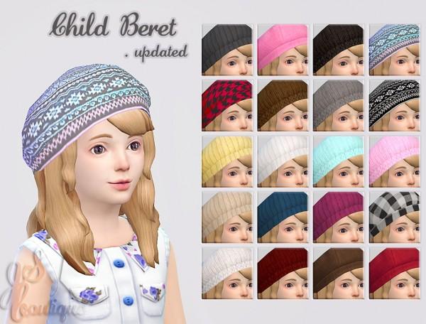 JS Boutique: Child Berets